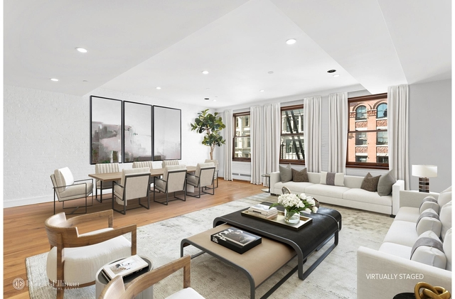 1 Bedroom, Tribeca Rental in NYC for $8,750 - Photo 1