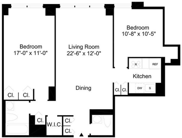 2 Bedrooms, Upper East Side Rental in NYC for $5,200 - Photo 2