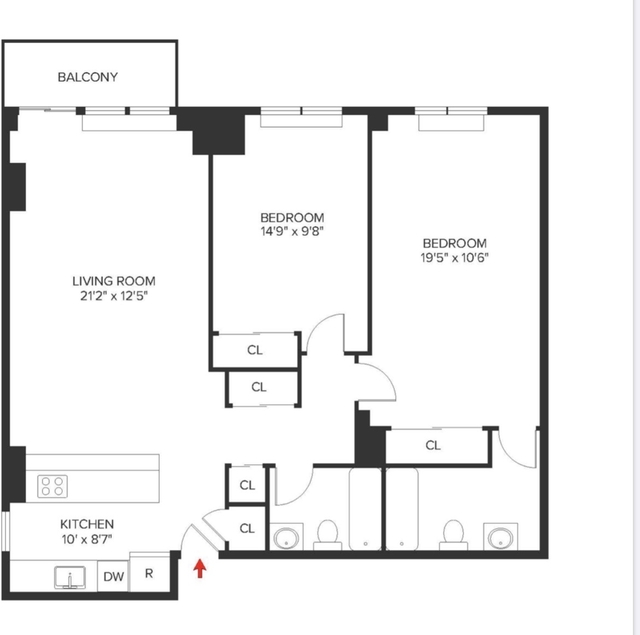 2 Bedrooms, Carnegie Hill Rental in NYC for $4,550 - Photo 1