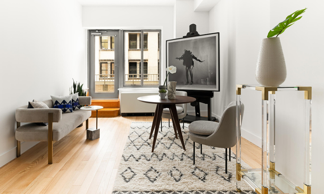 Studio, Financial District Rental in NYC for $7,498 - Photo 1