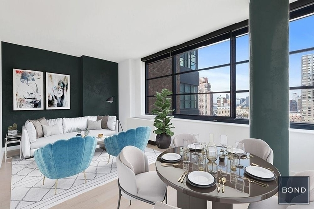 Studio, Hell's Kitchen Rental in NYC for $4,295 - Photo 2