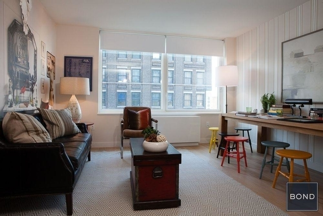 Studio, Hell's Kitchen Rental in NYC for $3,693 - Photo 1