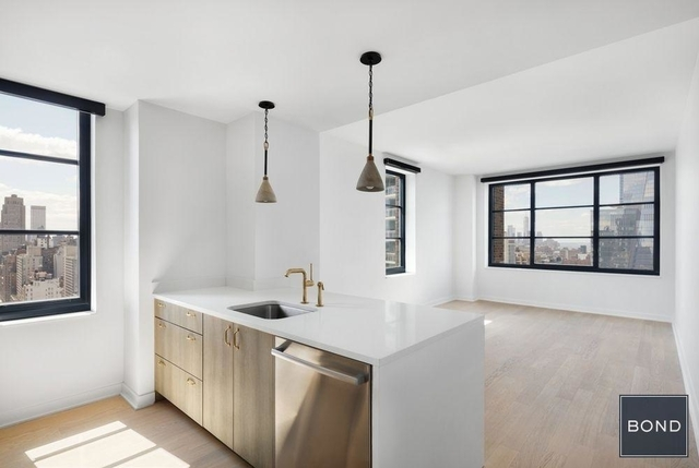 2 Bedrooms, Hell's Kitchen Rental in NYC for $9,000 - Photo 2