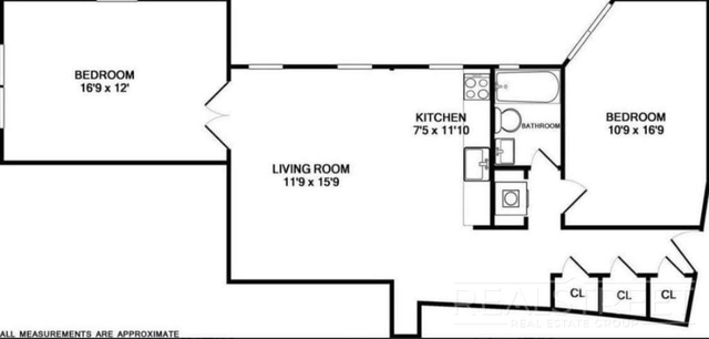 2 Bedrooms, Wingate Rental in NYC for $2,400 - Photo 2