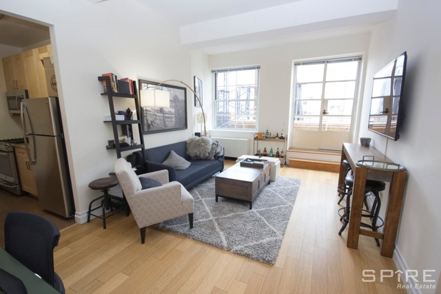 1 Bedroom, Financial District Rental in NYC for $3,755 - Photo 1