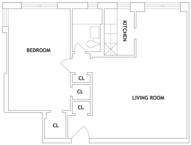 1 Bedroom, Forest Hills Rental in NYC for $1,908 - Photo 2