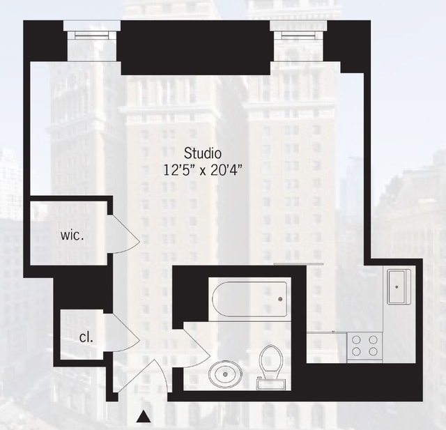 1 Bedroom, Koreatown Rental in NYC for $2,750 - Photo 2