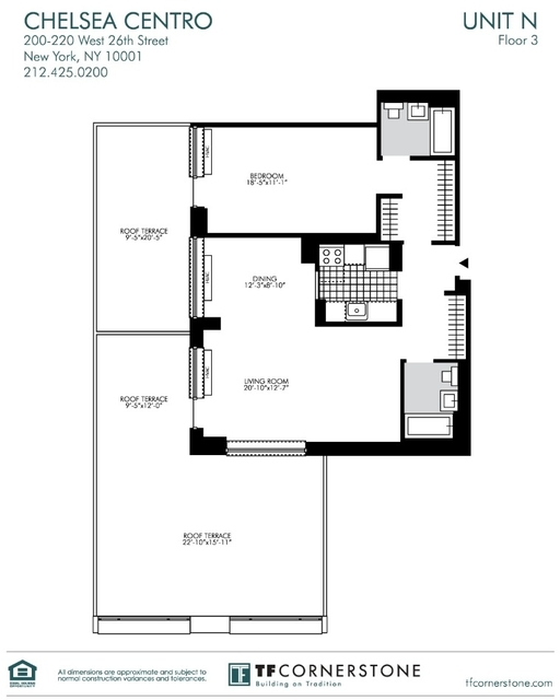 1 Bedroom, Chelsea Rental in NYC for $5,679 - Photo 1