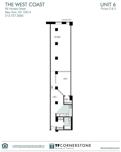 Studio, West Village Rental in NYC for $4,736 - Photo 2