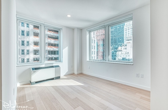 Studio, Financial District Rental in NYC for $3,596 - Photo 1