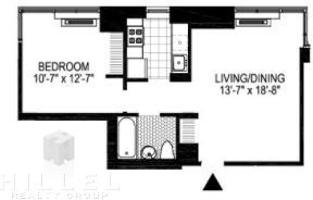 Studio, Financial District Rental in NYC for $3,595 - Photo 2