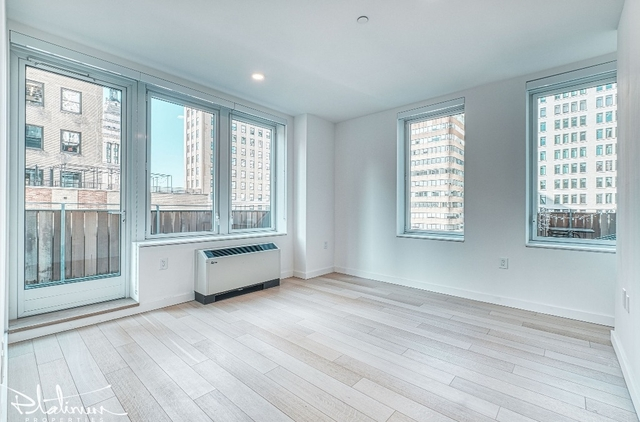 1 Bedroom, Financial District Rental in NYC for $3,814 - Photo 1