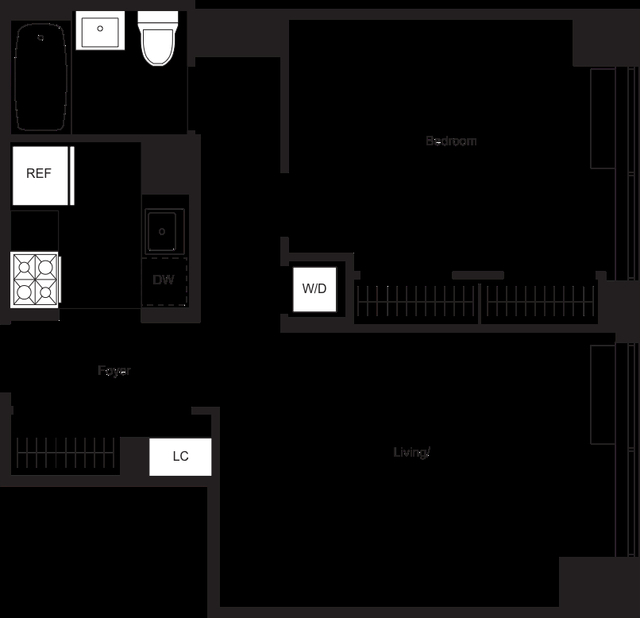 1 Bedroom, Chelsea Rental in NYC for $5,195 - Photo 2
