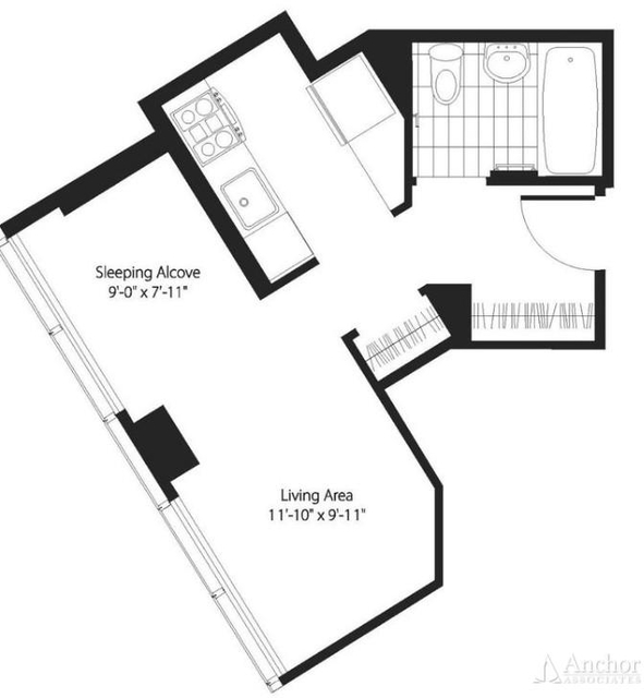 200 West 67th Street Rentals: Studio At 200 West 67th Street For Posted Dec-15-2019
