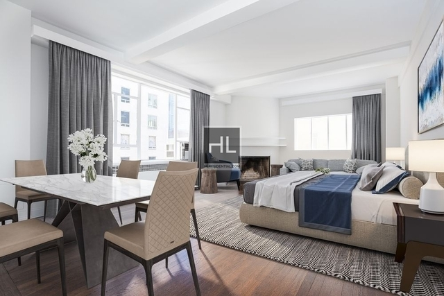 Studio, Theater District Rental in NYC for $3,600 - Photo 1