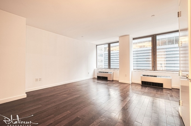 Studio, Financial District Rental in NYC for $3,298 - Photo 1