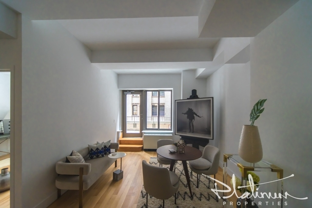 1 Bedroom, Financial District Rental in NYC for $4,391 - Photo 2