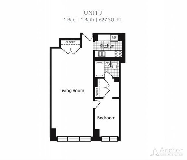 Studio, Yorkville Rental in NYC for $2,826 - Photo 2