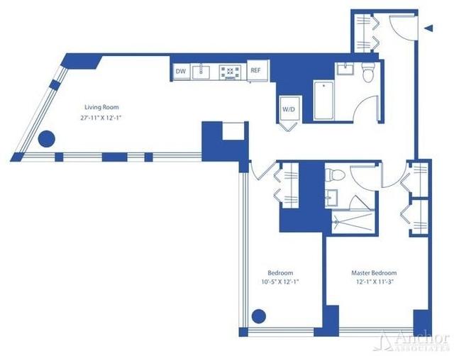 2 Bedrooms, Astoria Rental in NYC for $3,727 - Photo 2