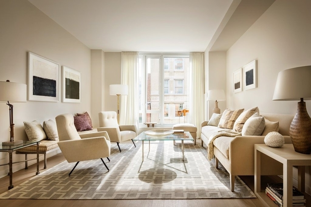 2 Bedrooms, Tribeca Rental in NYC for $10,156 - Photo 2