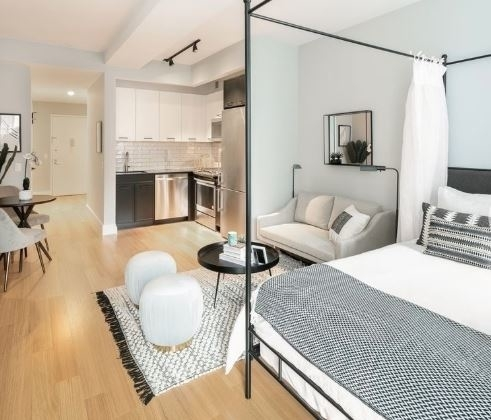 Studio, Financial District Rental in NYC for $2,883 - Photo 2