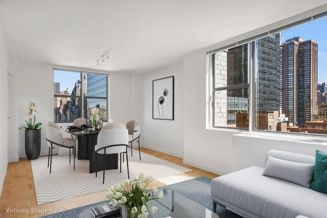 1 Bedroom, Lincoln Square Rental in NYC for $5,895 - Photo 1