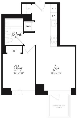 1 Bedroom, Flatbush Rental in NYC for $2,668 - Photo 2
