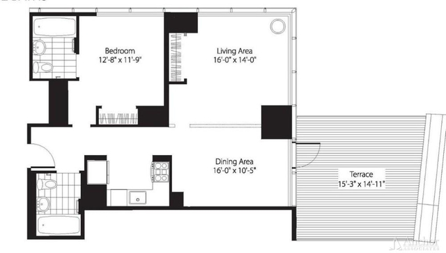 1 Bedroom, Lincoln Square Rental in NYC for $4,896 - Photo 2