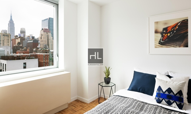 1 Bedroom, Hell's Kitchen Rental in NYC for $4,487 - Photo 2