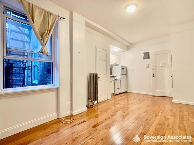 Studio, Upper West Side Rental in NYC for $1,725 - Photo 1