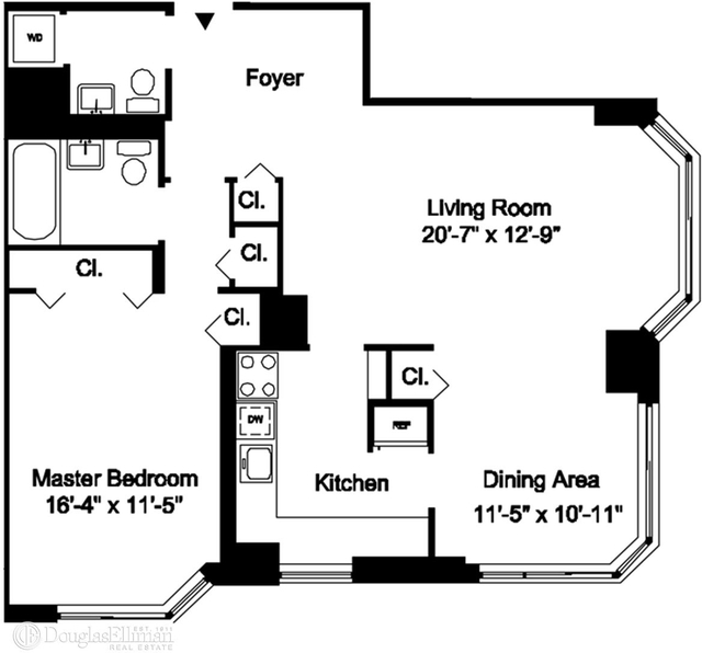 1 Bedroom, Yorkville Rental in NYC for $4,895 - Photo 2