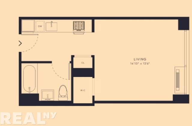 Studio, Lower East Side Rental in NYC for $3,449 - Photo 2