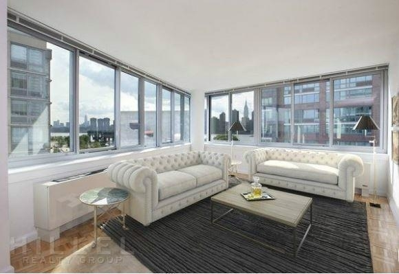 2 Bedrooms, Hunters Point Rental in NYC for $5,355 - Photo 1