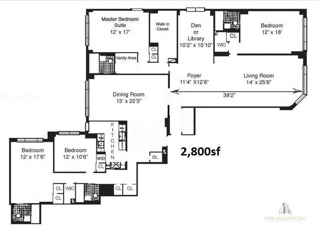 5 Bedrooms, Upper East Side Rental in NYC for $15,000 - Photo 2