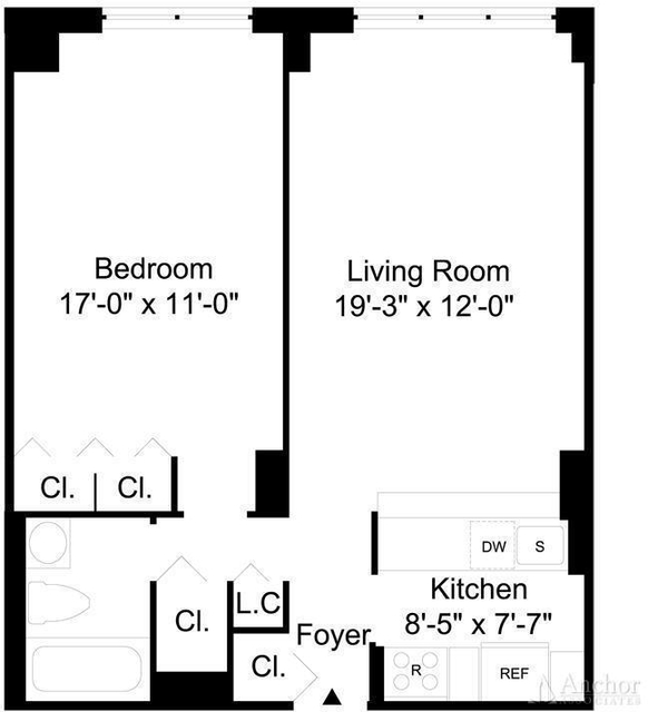1 Bedroom, Turtle Bay Rental in NYC for $3,391 - Photo 2