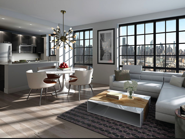2 Bedrooms, Long Island City Rental in NYC for $4,350 - Photo 2