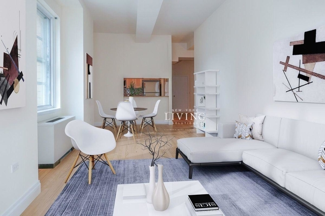 1 Bedroom, Financial District Rental in NYC for $5,580 - Photo 1
