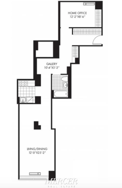Studio, Financial District Rental in NYC for $4,166 - Photo 2