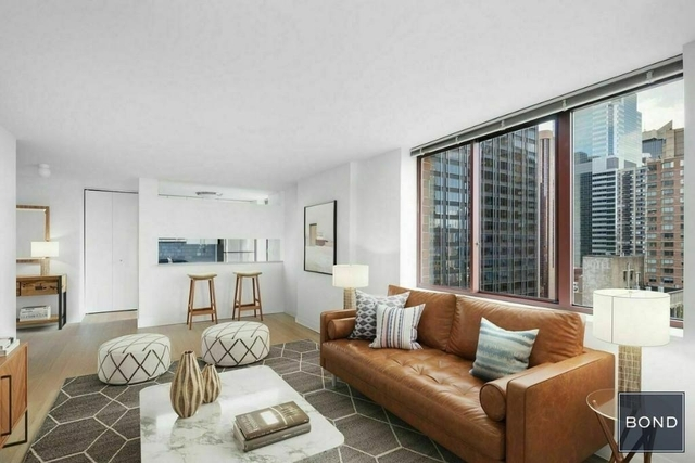 Studio, Theater District Rental in NYC for $3,405 - Photo 2