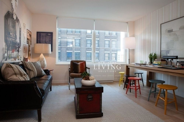 Studio, Hell's Kitchen Rental in NYC for $3,698 - Photo 1