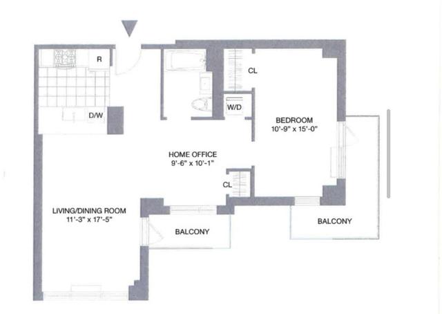 1 Bedroom, Astoria Rental in NYC for $3,100 - Photo 2