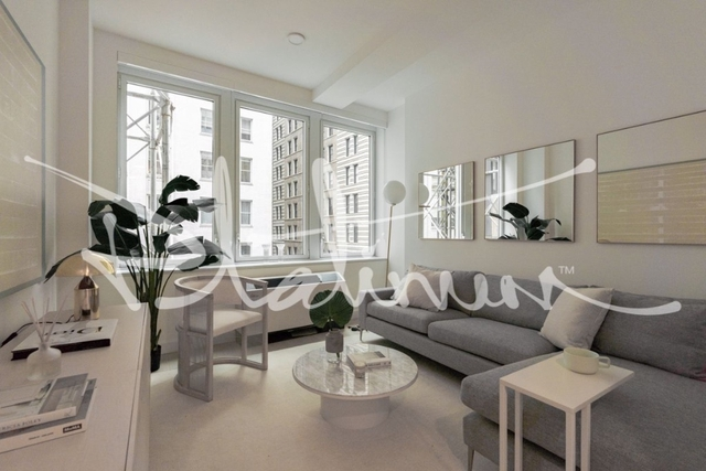 Studio, Financial District Rental in NYC for $3,843 - Photo 1