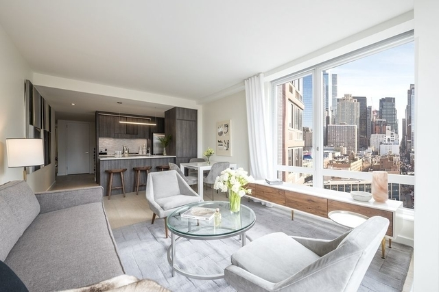 2 Bedrooms, Hell's Kitchen Rental in NYC for $5,920 - Photo 1