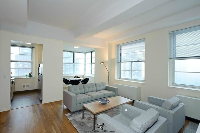 1 Bedroom, Financial District Rental in NYC for $5,488 - Photo 1