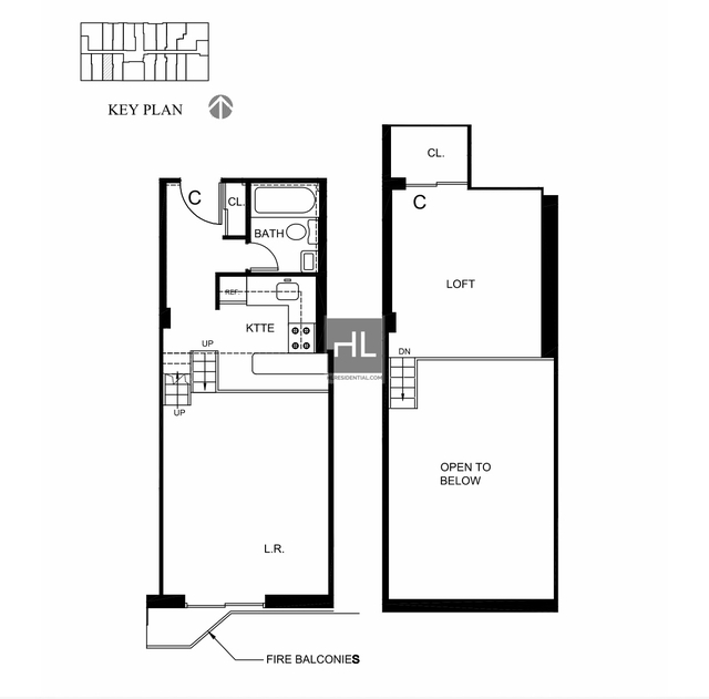 1 Bedroom, Gramercy Park Rental in NYC for $4,025 - Photo 2