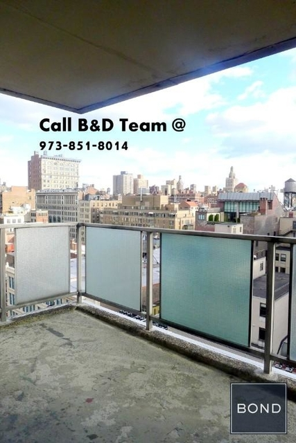 1 Bedroom, Flatiron District Rental in NYC for $5,195 - Photo 1