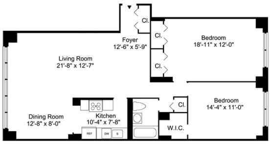 3 Bedrooms, Upper East Side Rental in NYC for $5,700 - Photo 2