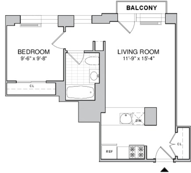 1 Bedroom, Boerum Hill Rental in NYC for $3,295 - Photo 2