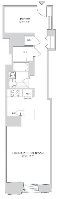 Studio, Financial District Rental in NYC for $3,333 - Photo 2