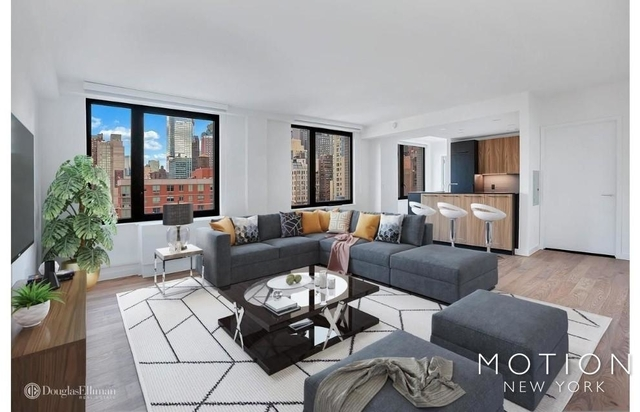 2 Bedrooms, Hell's Kitchen Rental in NYC for $5,976 - Photo 2